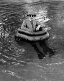 Jacques Henri Lartigue 1911 Zissou Tire Boat