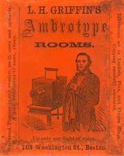 Ambrotype booklet