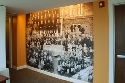 Interior Photo Mural Picture Renewal Restorations PBE, MIT