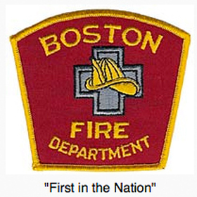 Picture Renewal Boston Fire Department LOGO